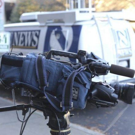 TV is still the most common way for Americans to get local news, but fewer people are watching