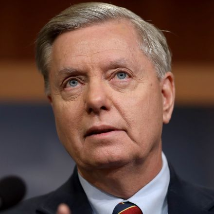 Graham backs down on Syria after lunch with Trump