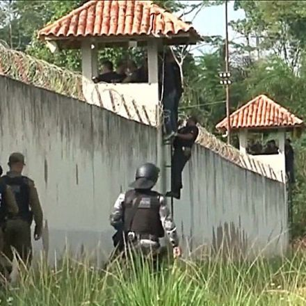 Brazil jail riot leaves more than 50 dead
