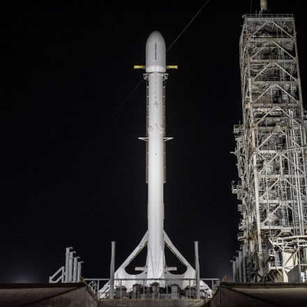 SpaceX successfully sends secret 'Zuma' satellite to space