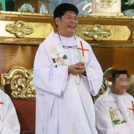 Catholic priest caught with 13-year-old girl after paying pimp for sex with her