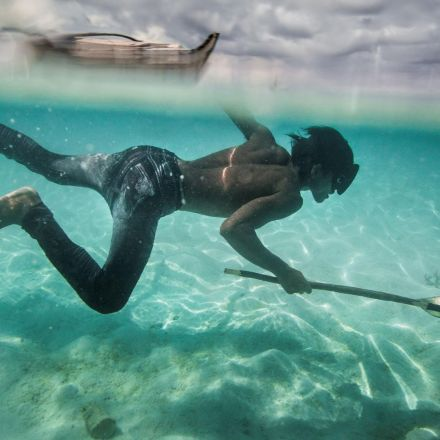 'Sea Nomads' Are First Known Humans Genetically Adapted to Diving