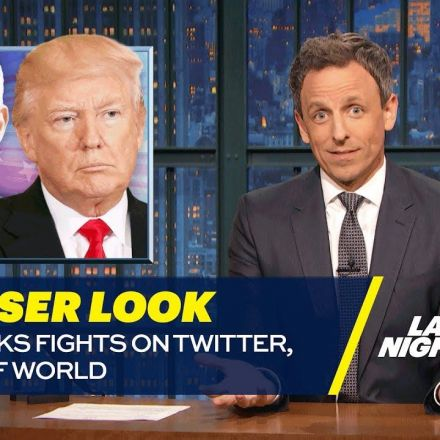 Trump Picks Fights on Twitter, Pisses Off World: A Closer Look