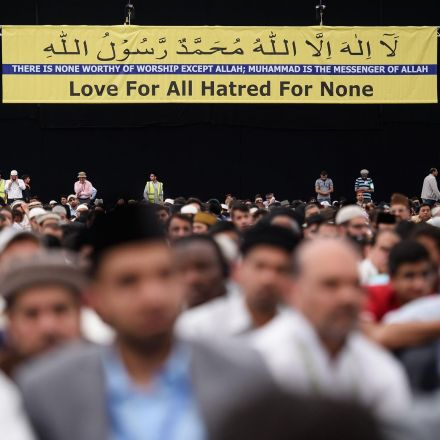 20,000 Muslims just attended a three-day convention against ISIS