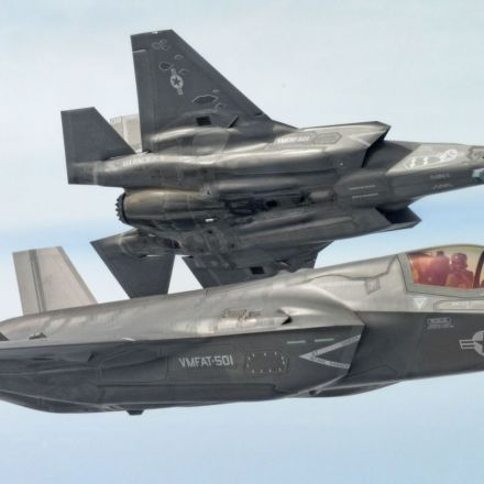 F-35 Dominates the Air at This Year's Red Flag War Games