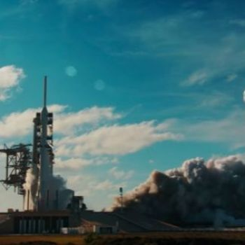 SpaceX: We'll Consider Launching Space Weapons If Asked