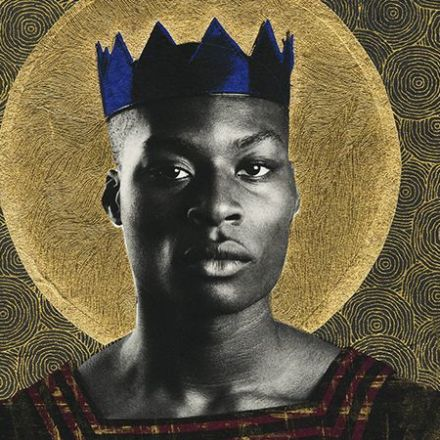 Not Your Mother's Catholic Frescoes: Radiant Portraits Of Queer People Of Color