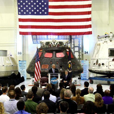 Congress Just Passed NASA's $19.5 Billion Budget
