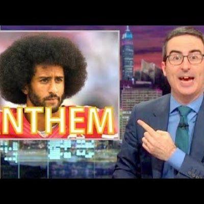 John Oliver - NFL Anthem Protest
