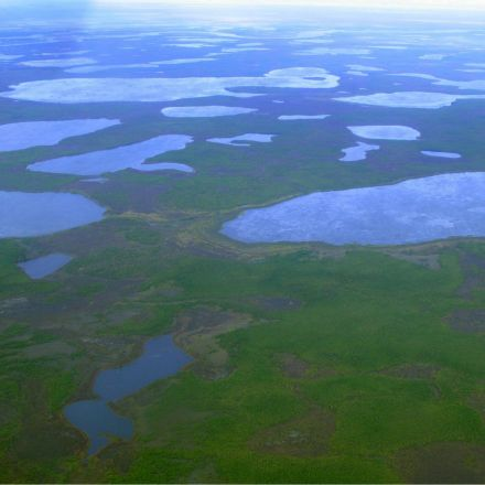 Global warming targets could be exceeded sooner than expected because of melting permafrost