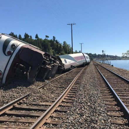 Amtrak train derails in Washington; no reports of injuries, authorities say