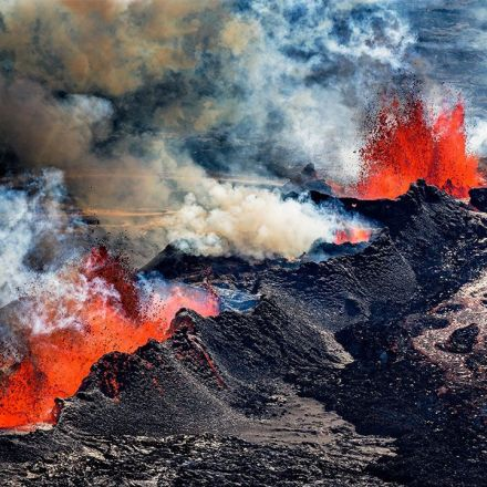 A molten puddle deep under Iceland may reveal where volcanoes get their lava