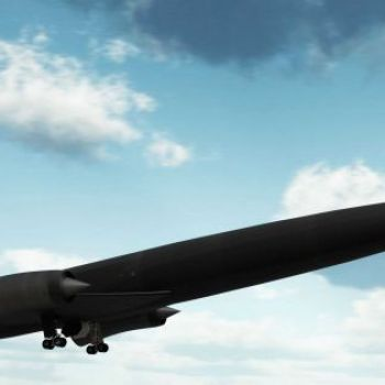 Skylon: The Plane That Can Fly Anywhere In The World In 4 Hours