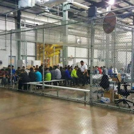 'People Are Kept In Cages': Inside Border Patrol Center