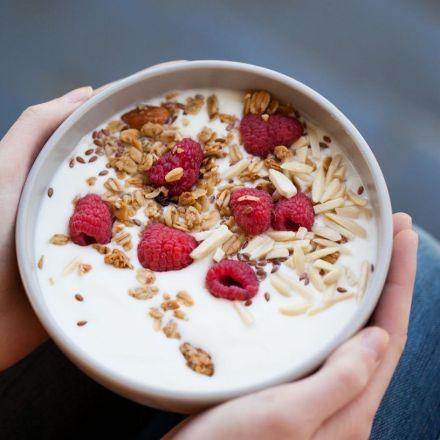 Yogurt Panna Cotta Flecked with Vanilla Bean - Snapzu.com