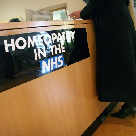 Homeopaths to pay £120,000 bill for failed legal challenge against NHS