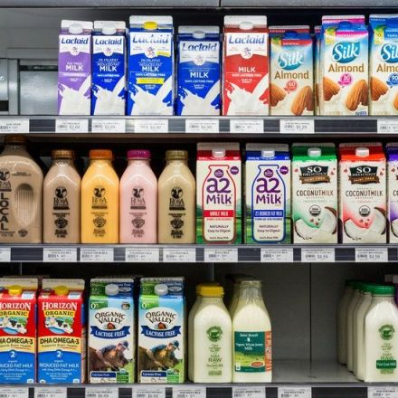 Got Almond Milk? Dairy Farms Protest Milk Label on Nondairy Drinks