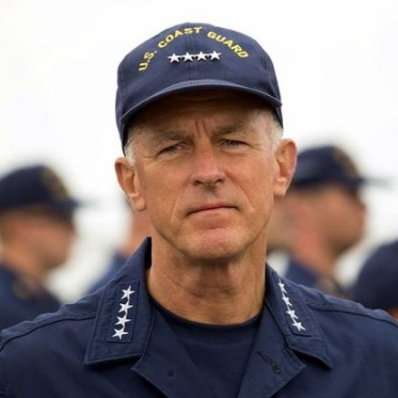 The Head Of The Coast Guard Says He Will Not Turn His Back On Transgender Service Members