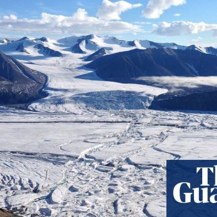 Glacial rivers absorb carbon faster than rainforests, scientists find