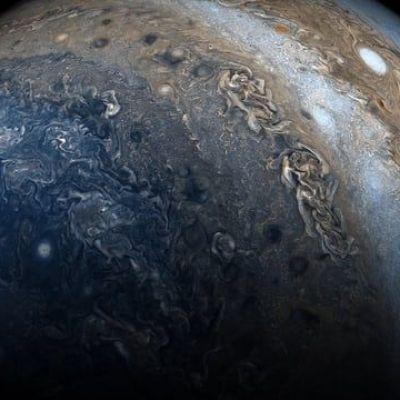Jupiter: The flyover