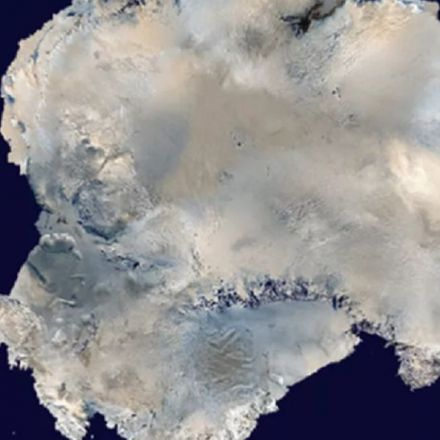 Nearly 100 Volcanoes Discovered Under Antarctic Ice Sheet