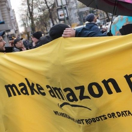 Amazon workers treated like 'animals' in exhausting working conditions, reporter reveals