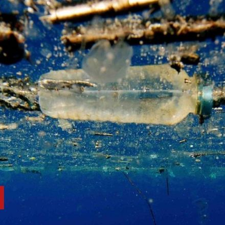 Recycling hope for plastic-hungry enzyme