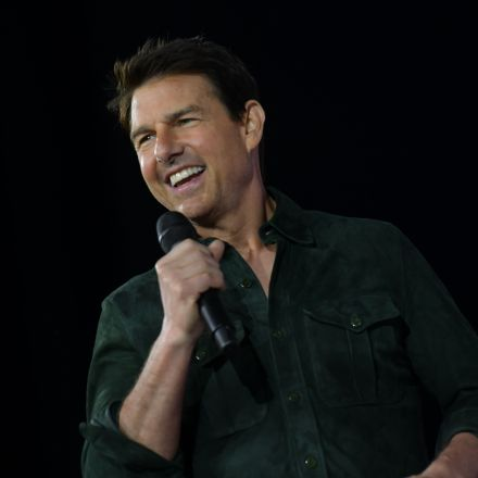 Tom Cruise is heading to space for his new film