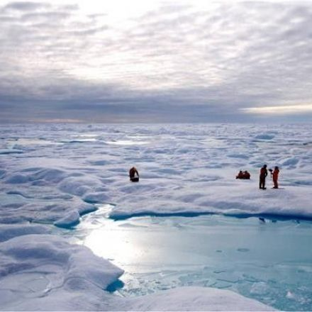Emergence of modern sea ice in Arctic Ocean, 2.6 million years ago