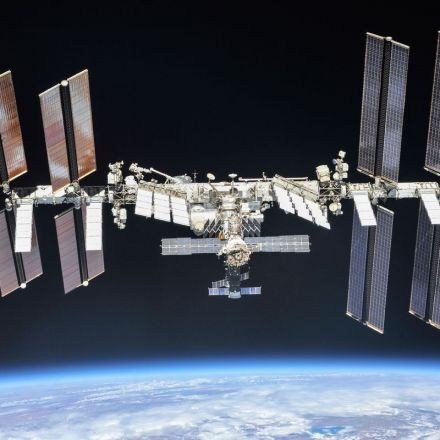 The ISS just avoided a 'piece of unknown space debris'