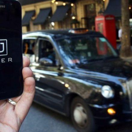 Uber London licence not renewed