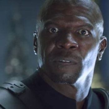 Crackdown 3: Terry Crews is a playable character because he asked to be