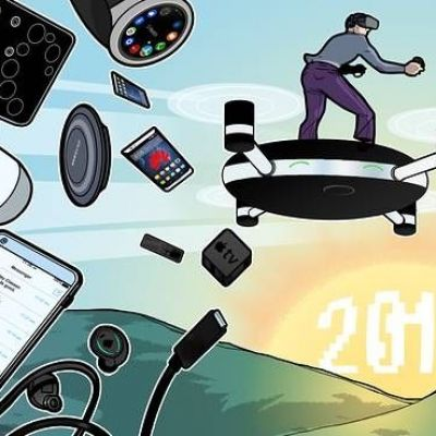 The Tech That Will Change Your Life in 2016