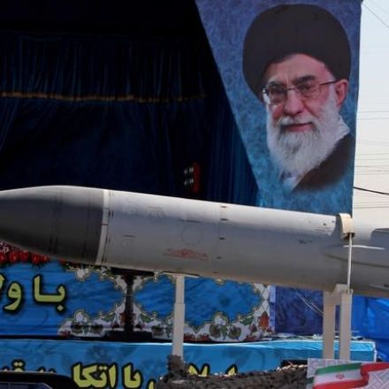 US Slaps Iran Firms With Sanctions After Rocket Launch