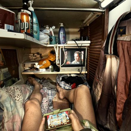 Life Inside Hong Kong's 'Coffin Cubicles'