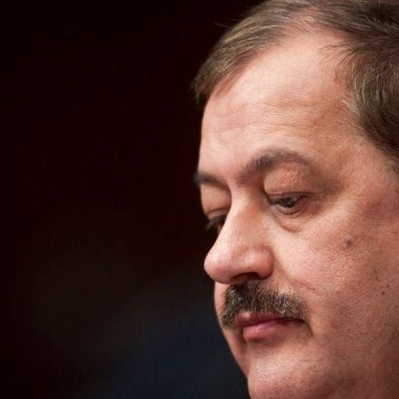 Disgraced coal baron Don Blankenship, fresh out of prison, is mulling a senate bid in West Virginia