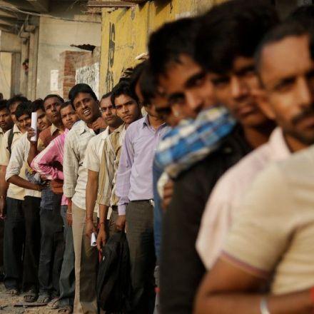 Modi's Cash Crackdown Failed, Indian Bank Data Shows