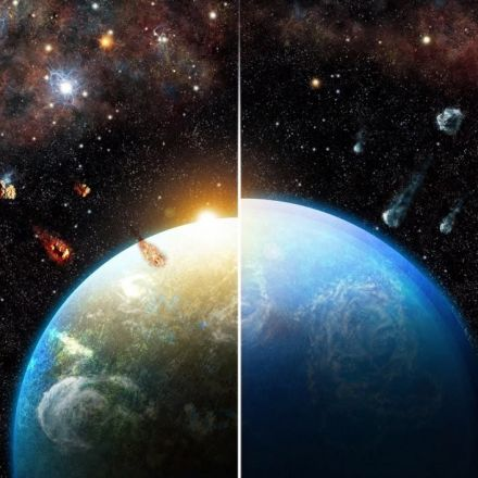 A radioactive metal may stifle the formation of water worlds