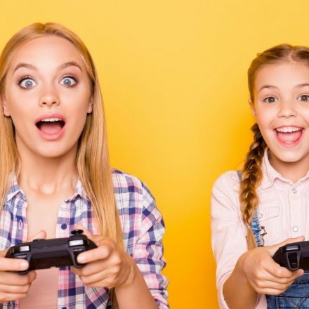 'Geek Girl' gamers are more likely to study science and technology degrees