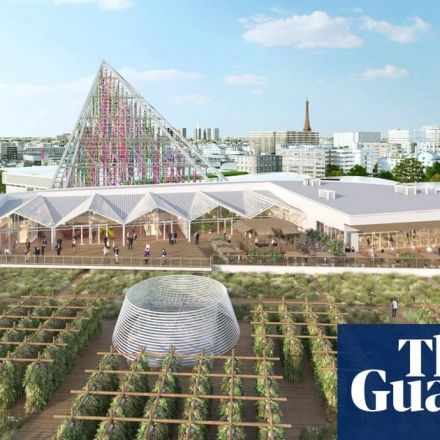 World's largest urban farm to open –on a Paris rooftop