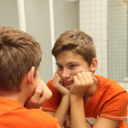 Teenagers Define Themselves Mostly In Terms Of Their Positive Traits; Adults More In Terms Of Their Social Roles