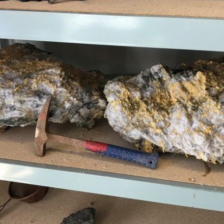 Eureka! Mother Lode Of Gold Found In Australian Mine