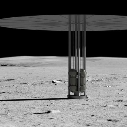Why NASA wants to build a nuclear reactor on the Moon