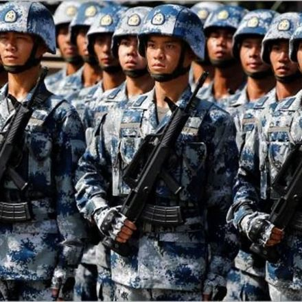 China to downsize army to under a million in biggest troop cut - Times of India