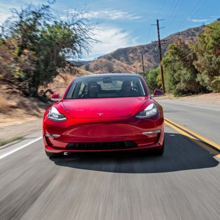 Exclusive: Tesla Model 3 First Drive Review - Motor Trend