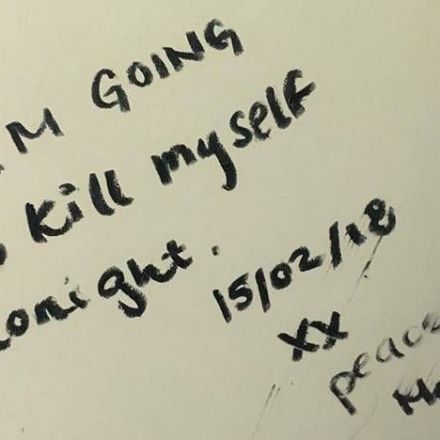 McGill student jumps into action after finding suicide note in bathroom stall
