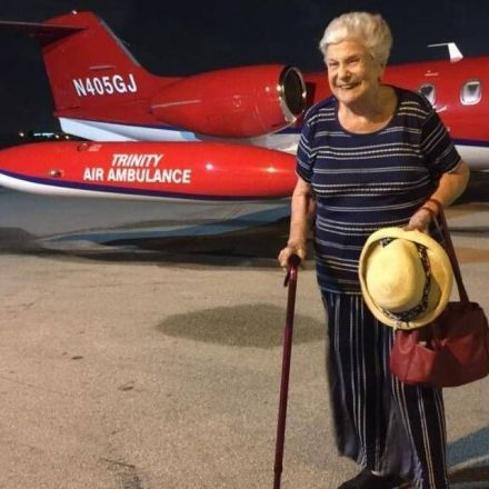 She was 92, stranded in Puerto Rico nursing home. Her rescue: an Uber sent from Miami