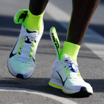 Nike Runner Missed World Record Because His Shoes Disintegrated