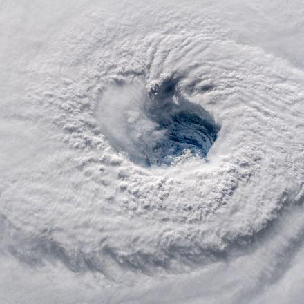 Staring Down Hurricane Florence