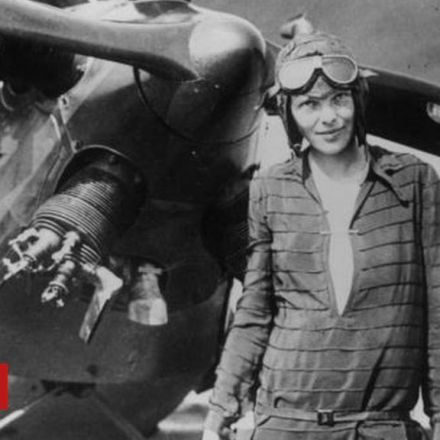 Island bones 'likely' to be Earhart's
